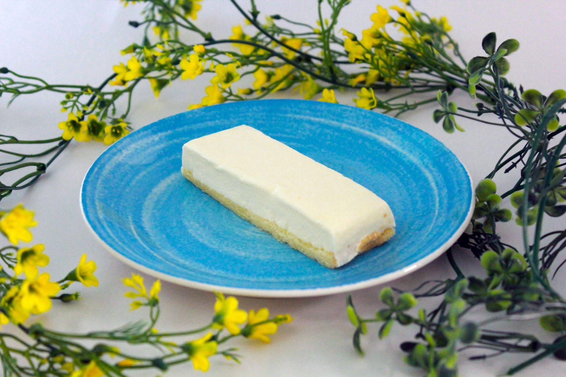 秋田のレアチーズケーキ