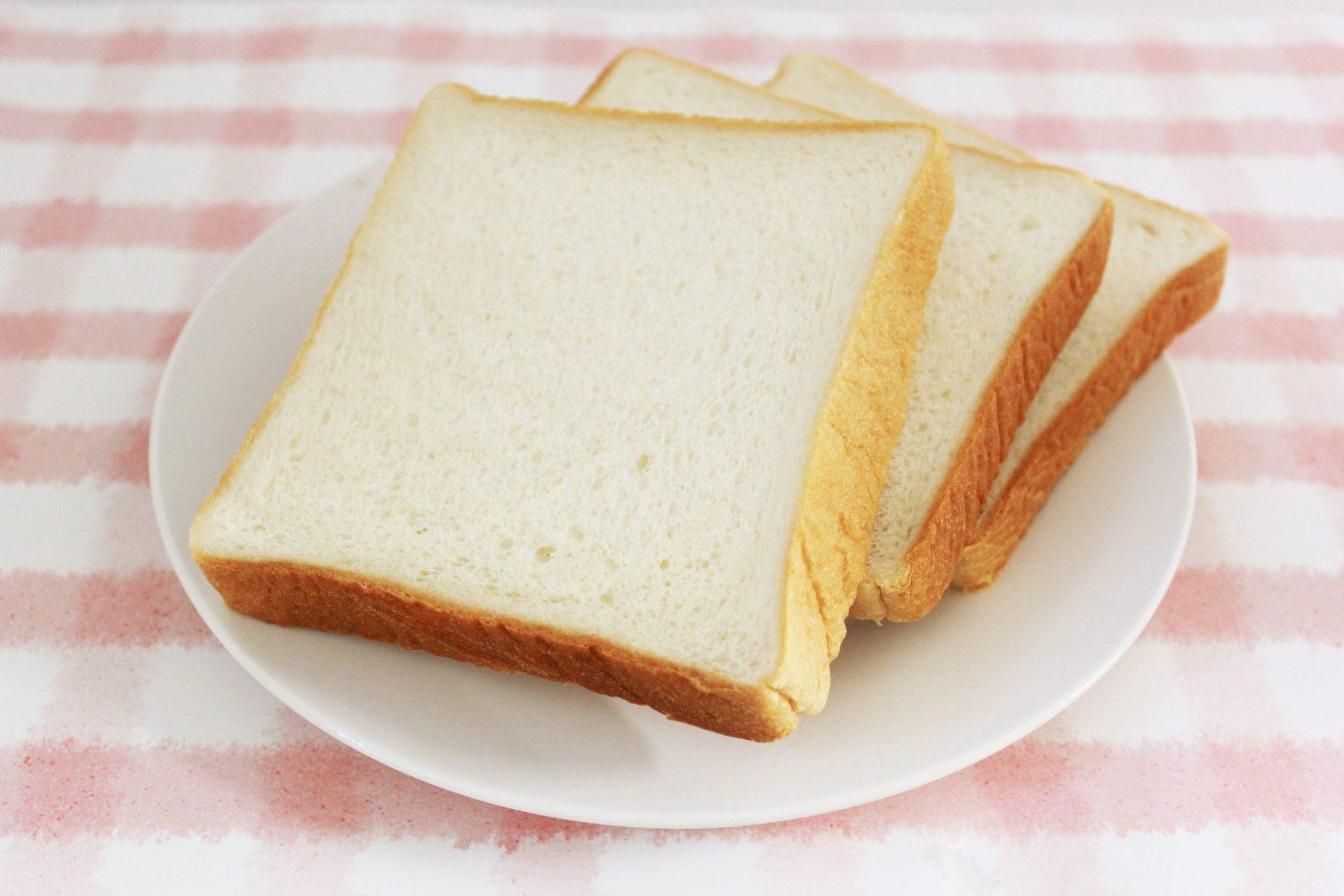ごはんde食パン3枚